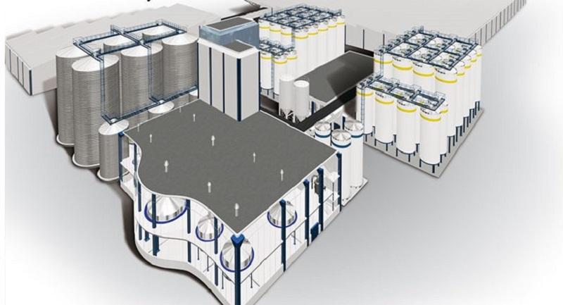 طراحی مهندسی کارخانه