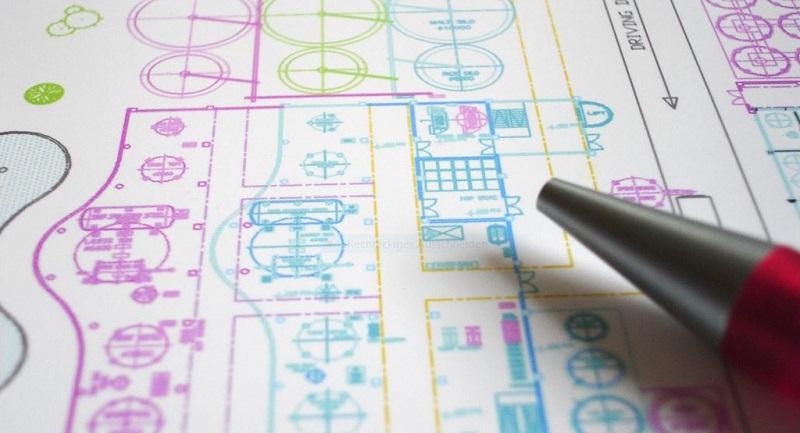 طراحی و مهندسی کارخانه