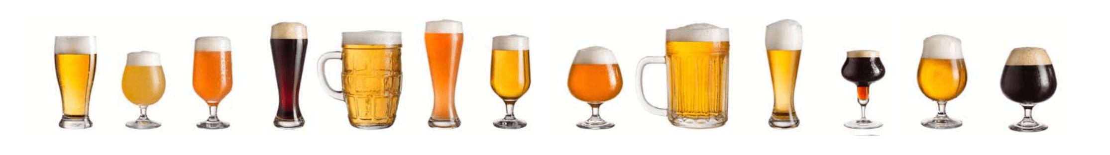 انواع آبجو