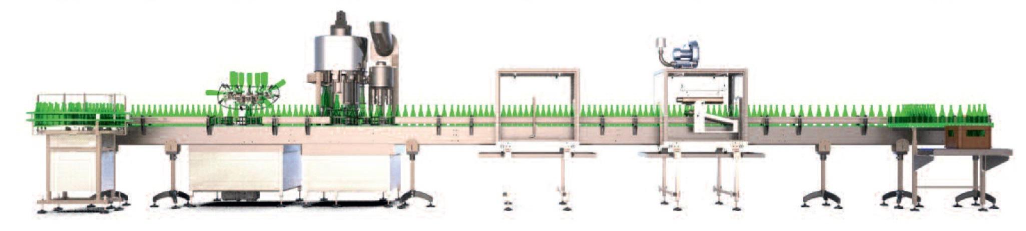 دستگاههای پُرکن و بسته بندی TTW