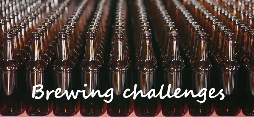 Brewing challenges