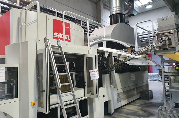 Complete sidel production line
