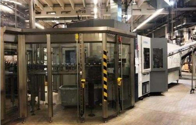 خط تولید کامل کرونس-18000