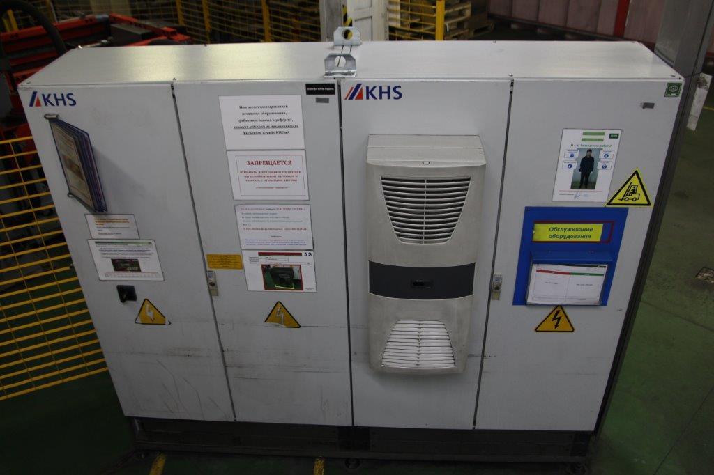 KHS filler-Electrical Cabin