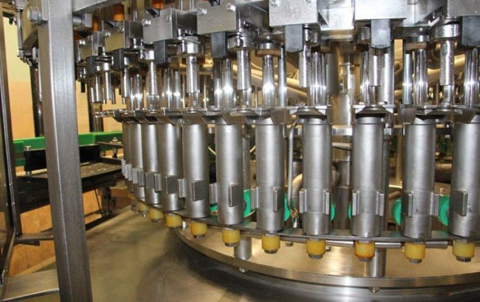 Used filling machine for beer-10500bph
